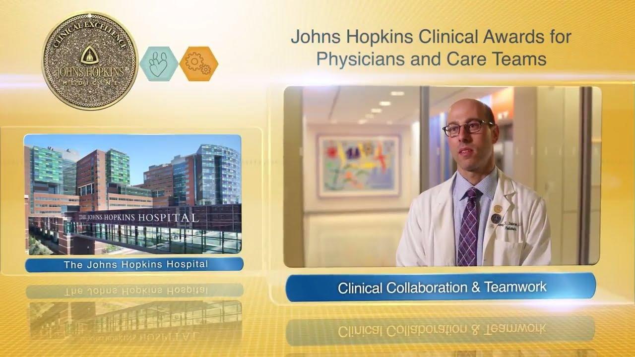2017 Clinical Collaboration and Teamwork Award – Barry Solomon, M.D., M.P.H., HLI Mental Health Team - YouTube