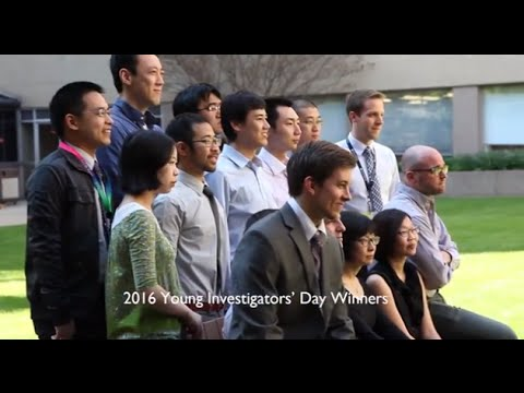 2016 Young Investigators' Day - YouTube
