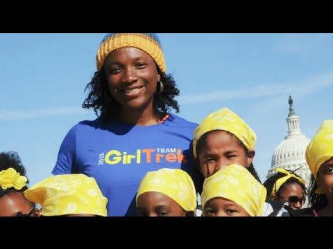 GirlTrek: When 1Million Black Women Walk - YouTube