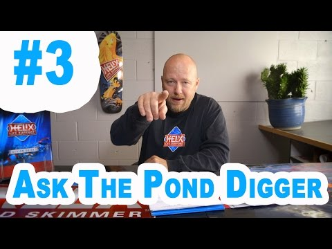 Waterfall Filters, Liner, Pond Pumps - Ask T.P.D. Show #3