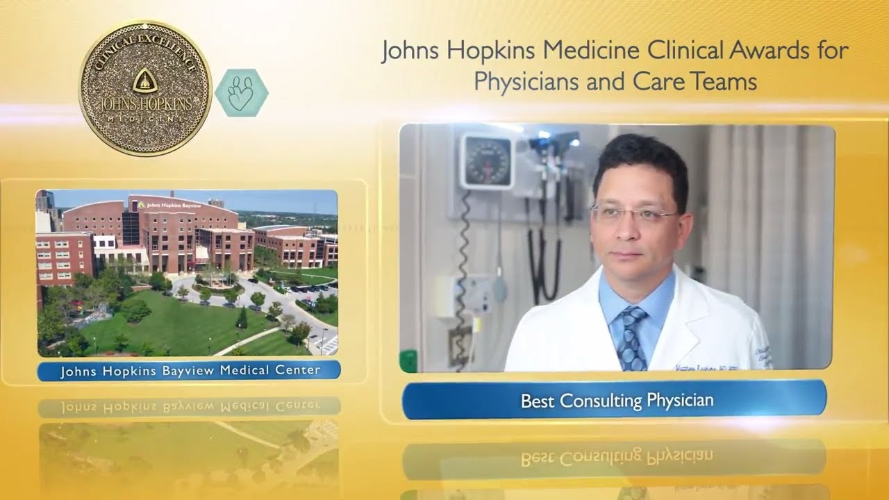 2017 Best Consulting Physician at Johns Hopkins Bayview Medical Center – Matthew Kashima, M.D. - YouTube