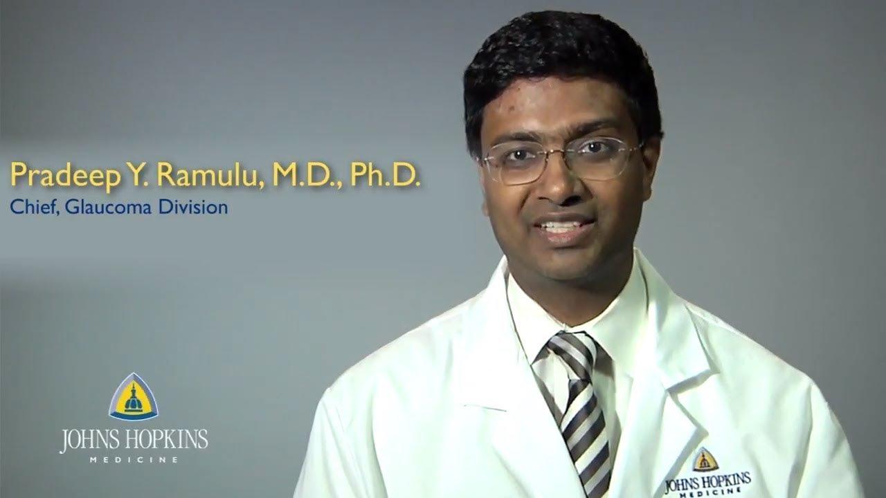 Dr. Pradeep Ramulu | Ophthalmology - YouTube