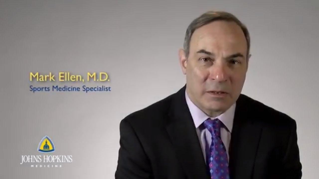 Dr. Mark Ellen | Sports Medicine - YouTube