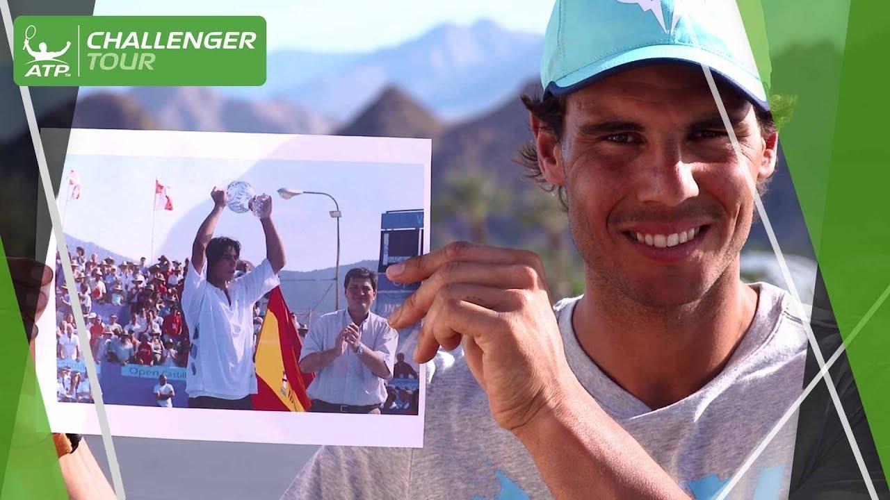 Challenger Vault: Rafael Nadal - YouTube
