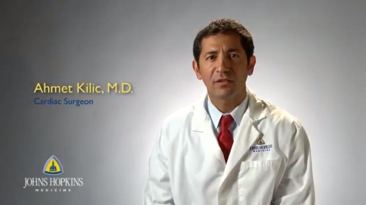 Dr. Ahmet Kilic | Cardiovascular Surgery - YouTube