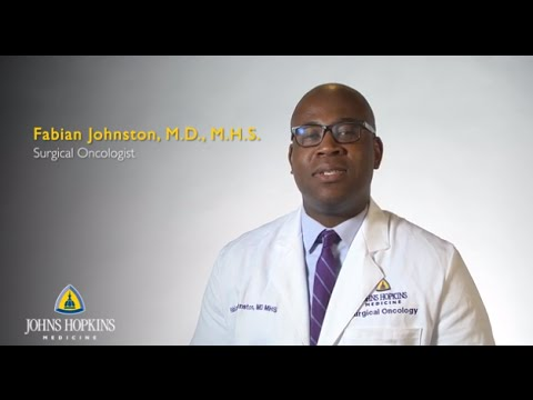 Fabian Johnston, M.D. | Surgical Oncologist - YouTube