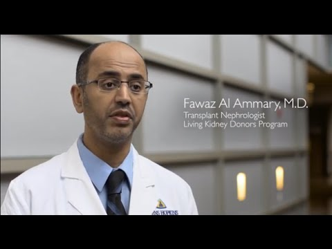 What Kidney Donors Need to Know: Before, During and After Donation | Q&A with Dr. Fawaz Al Ammary - YouTube