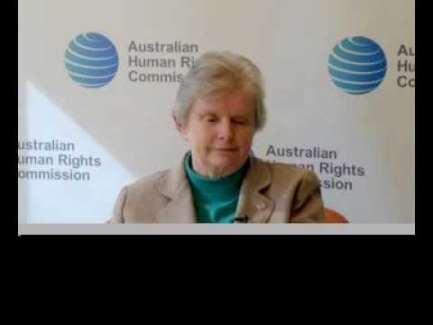 Human Rights Awards - Sister Clare Condon encourages nominations