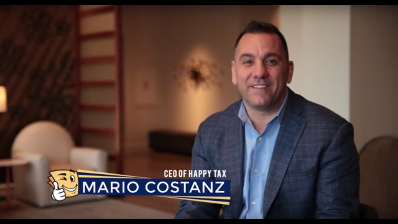 The Happy Tax Process with CEO Mario Costanz - YouTube
