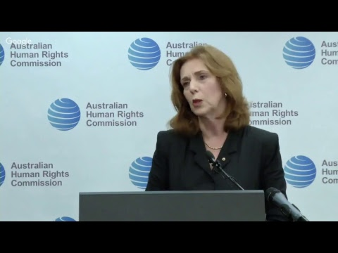 *Live* Launch of the University sexual assault and sexual harassment report - YouTube
