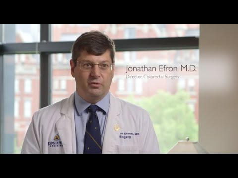 The ERAS Pathway: A Quicker Recovery After Colorectal Surgery | Colorectal Surgeon Jonathan Efron - YouTube