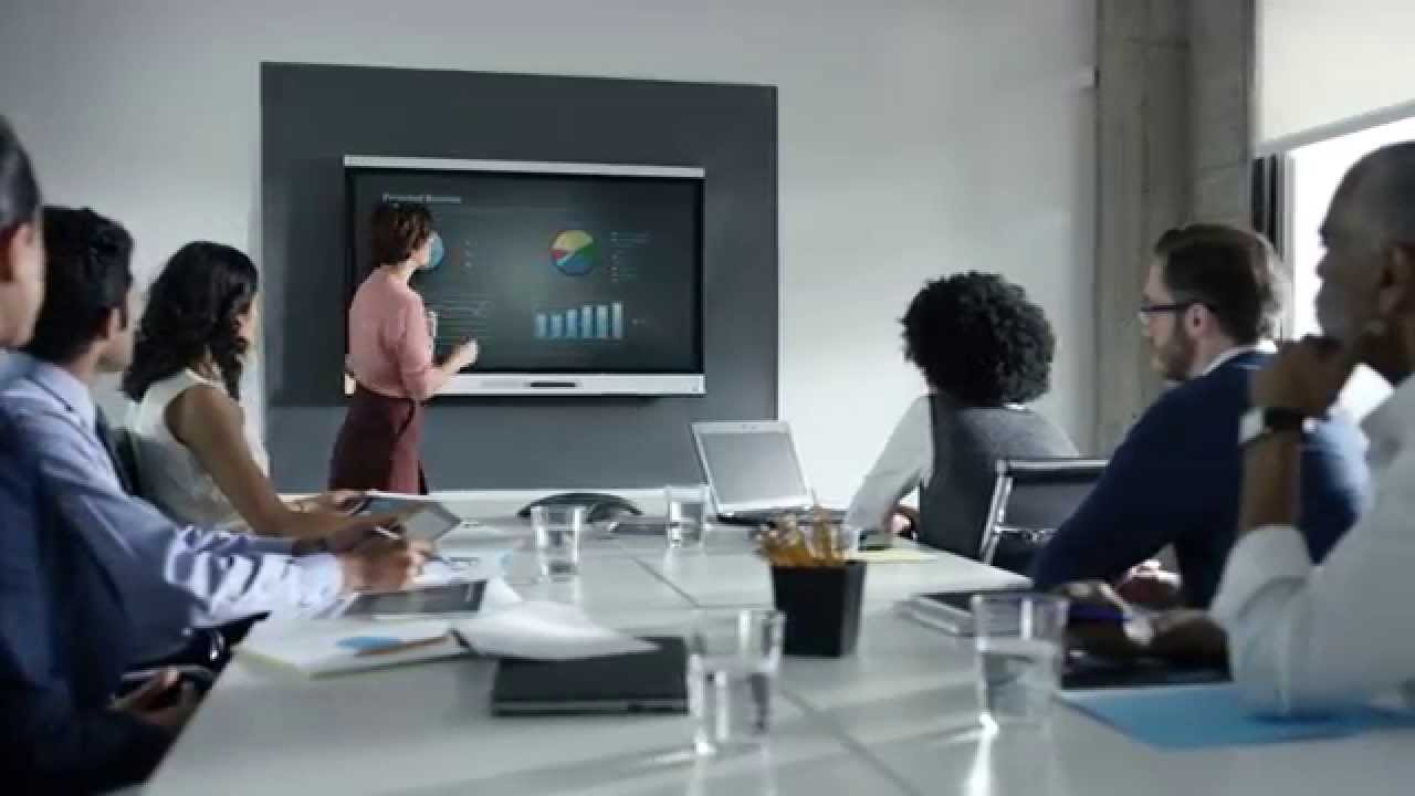 SMART kapp iQ™ - The Display Reimagined - YouTube