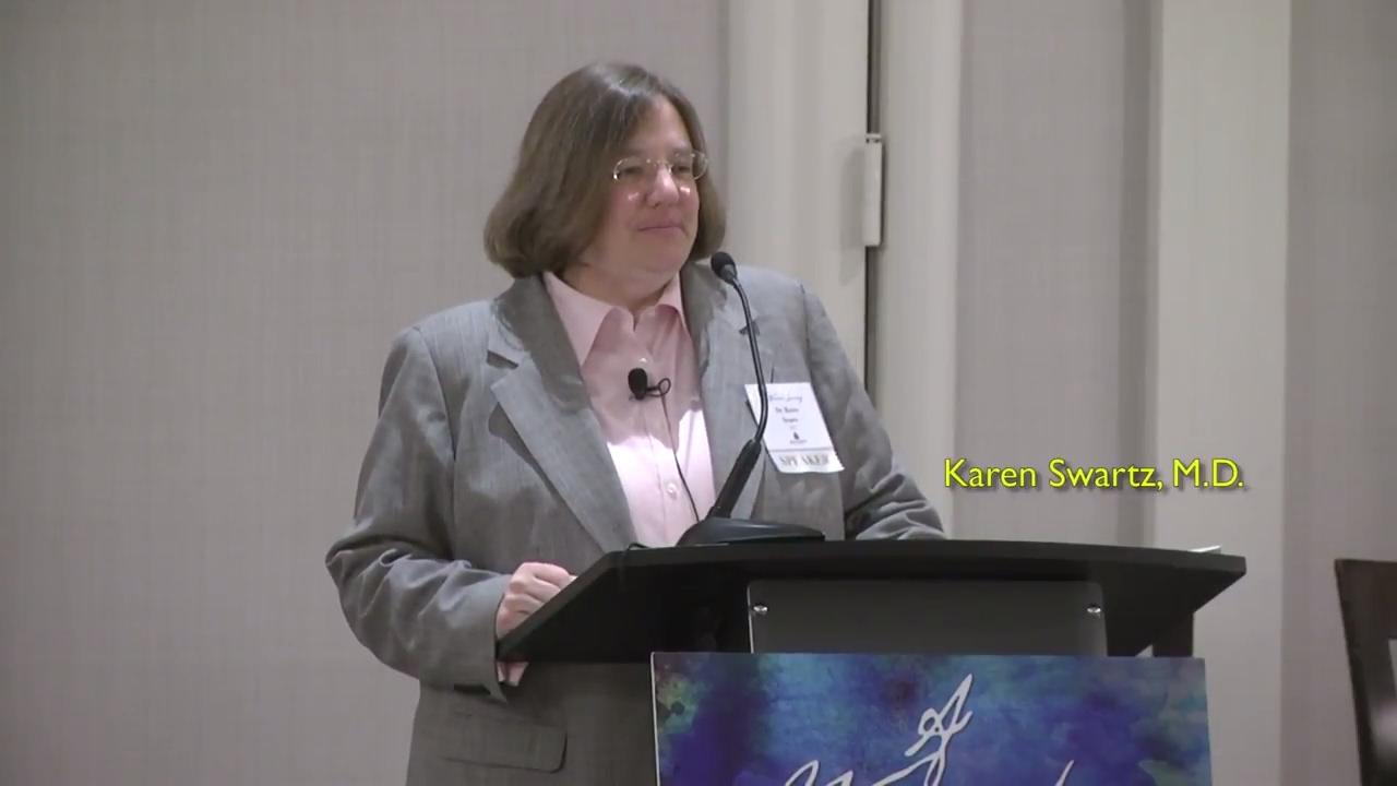 Executive Women's Breakfast_Hyatt_Dr. Swartz - YouTube