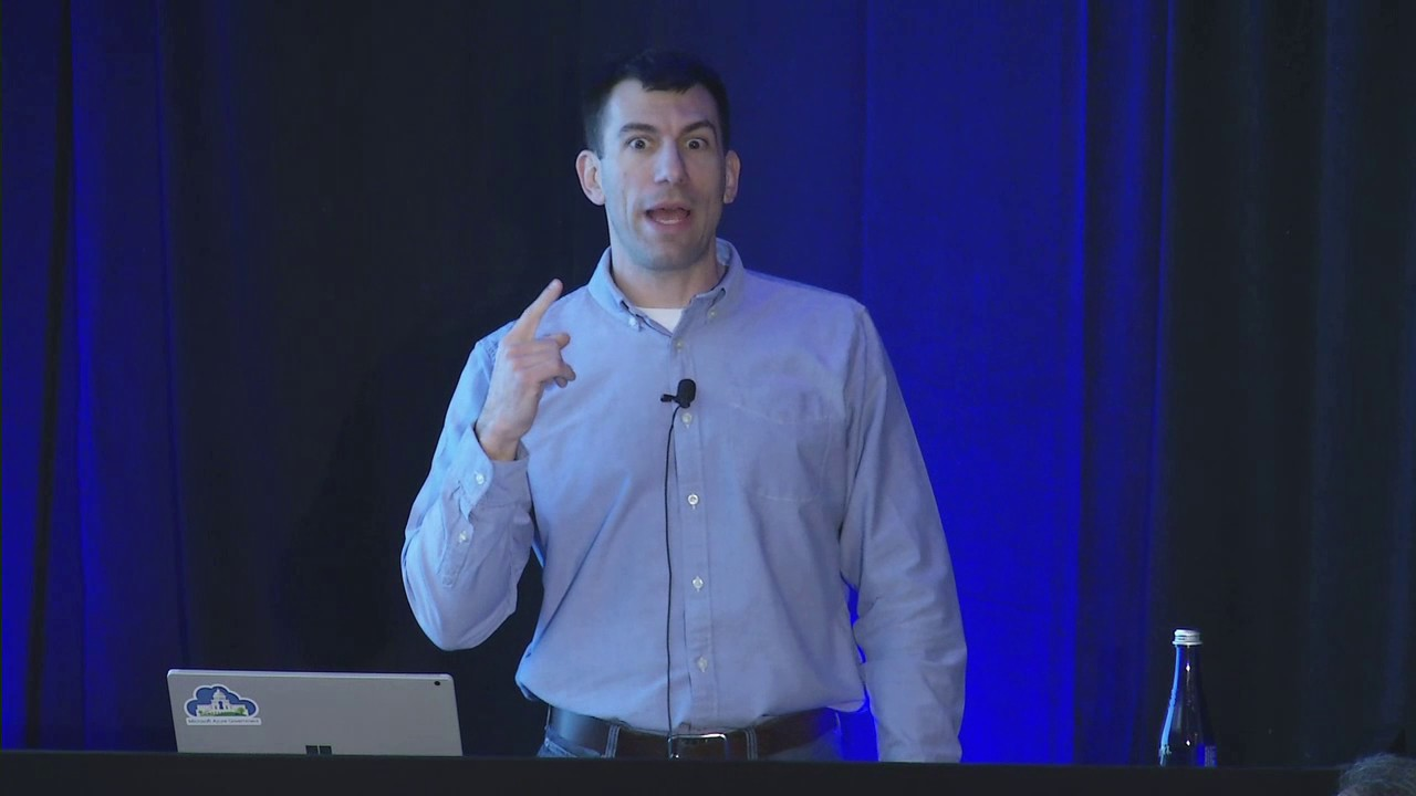 Getting Beyond Lift and Shift on Azure Government (GOV) - YouTube