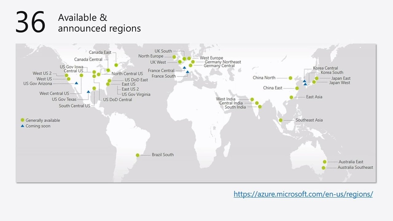 Use Azure Infrastructure-as-a-Service (IaaS) as a starting point on your cloud journey - YouTube