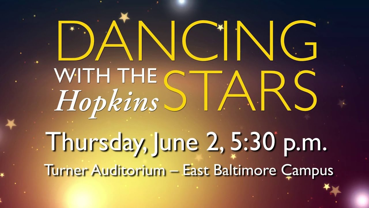 Dancing with the Hopkins Stars Benefits 2-1-1 Maryland and United Way - YouTube