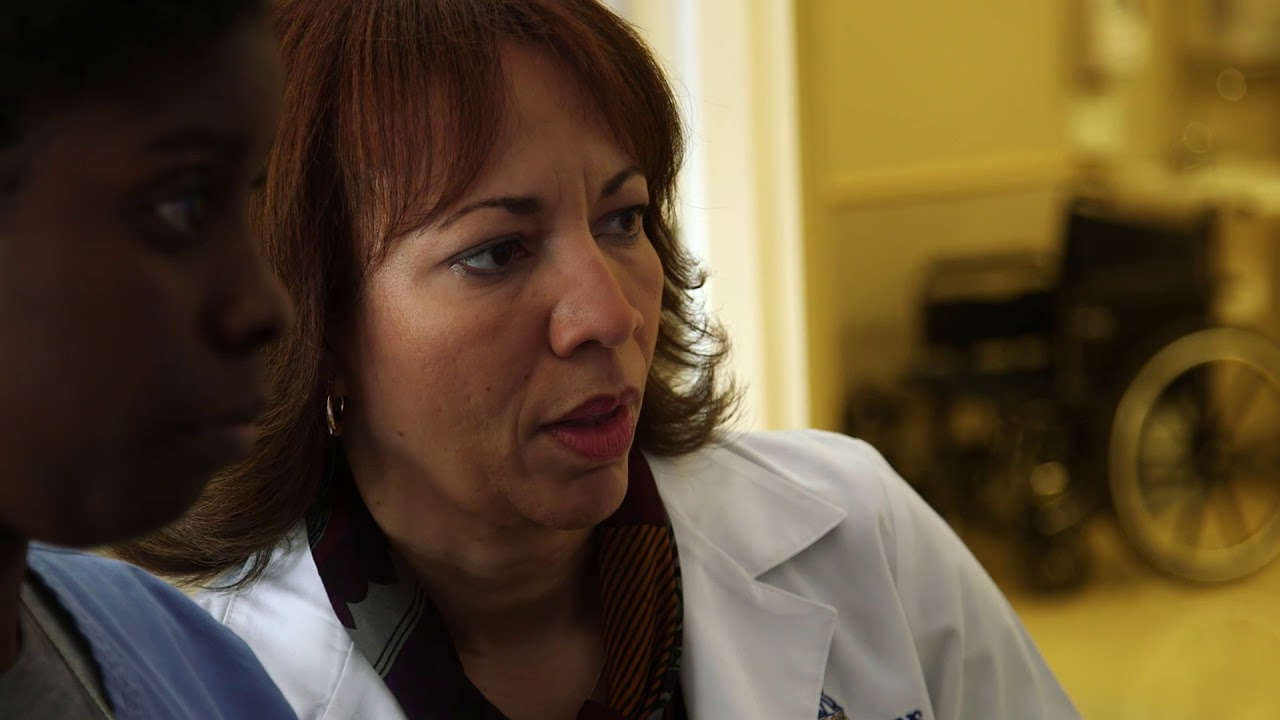 #TomorrowsDiscoveries: Inflammatory Bowel Disease – Dr. Maria Oliva-Hemker - YouTube