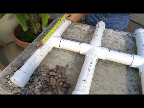 Patio Pond with Bog Filter | Bog Filter Construction - Part 2