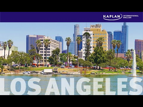 English School in Westwood - LA, California | Kaplan International Colleges