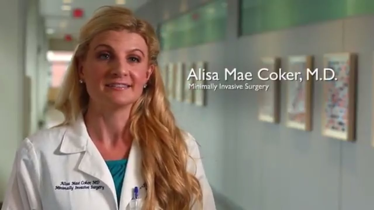 Robotic Surgery | FAQ with Dr. Alisa Coker - YouTube