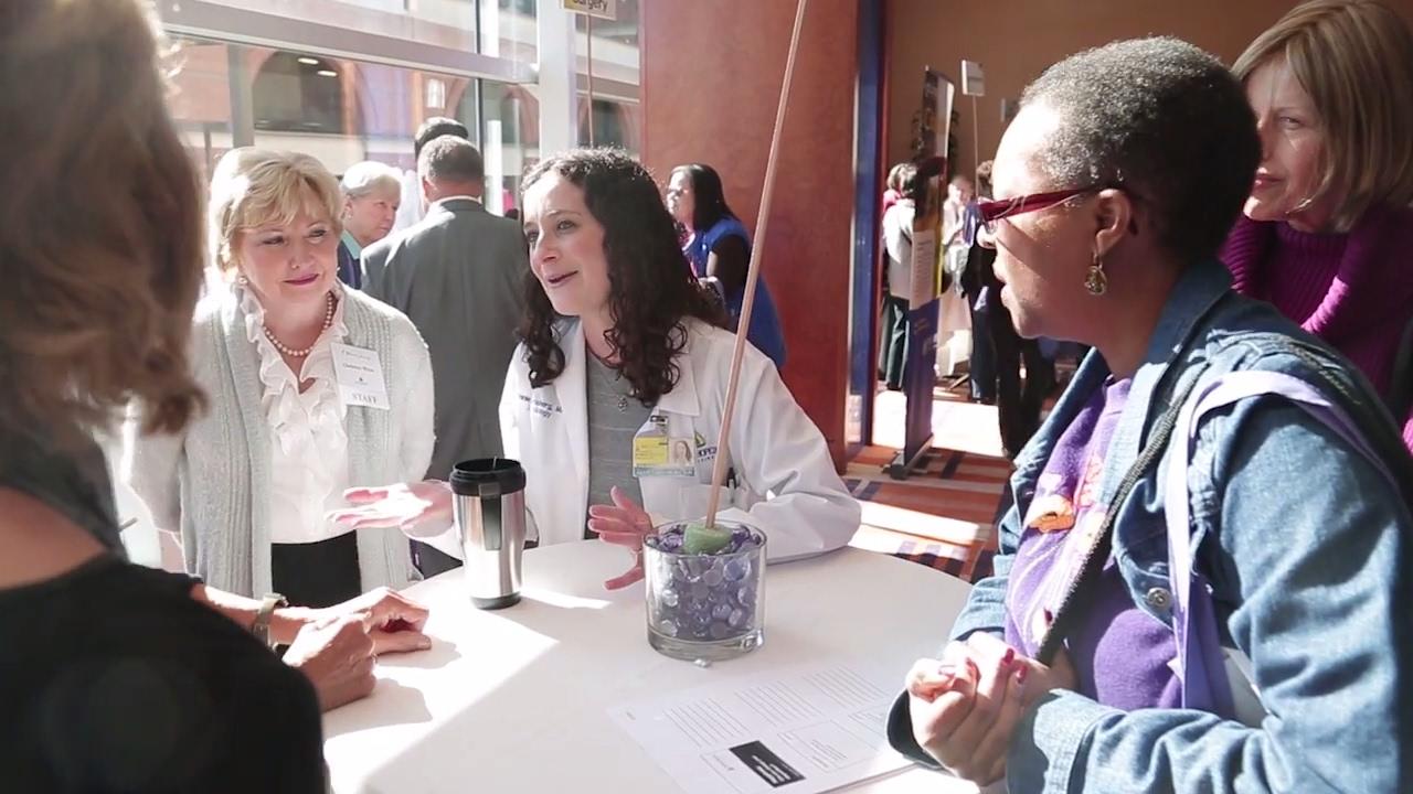 Johns Hopkins Medicine's Premiere Women's Health Conference, A Woman's Journey - YouTube