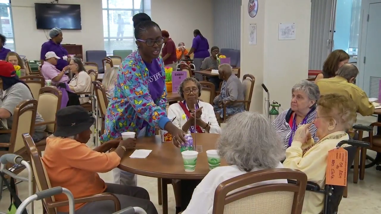 Hopkins ElderPlus Celebrates 20 Years - YouTube