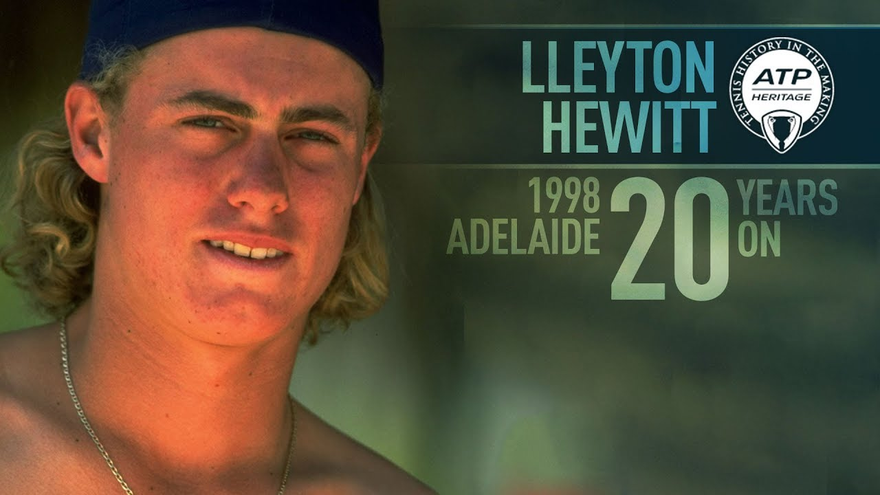 From The Vault: Hewitt Wins First Title At 1998 Adelaide - YouTube