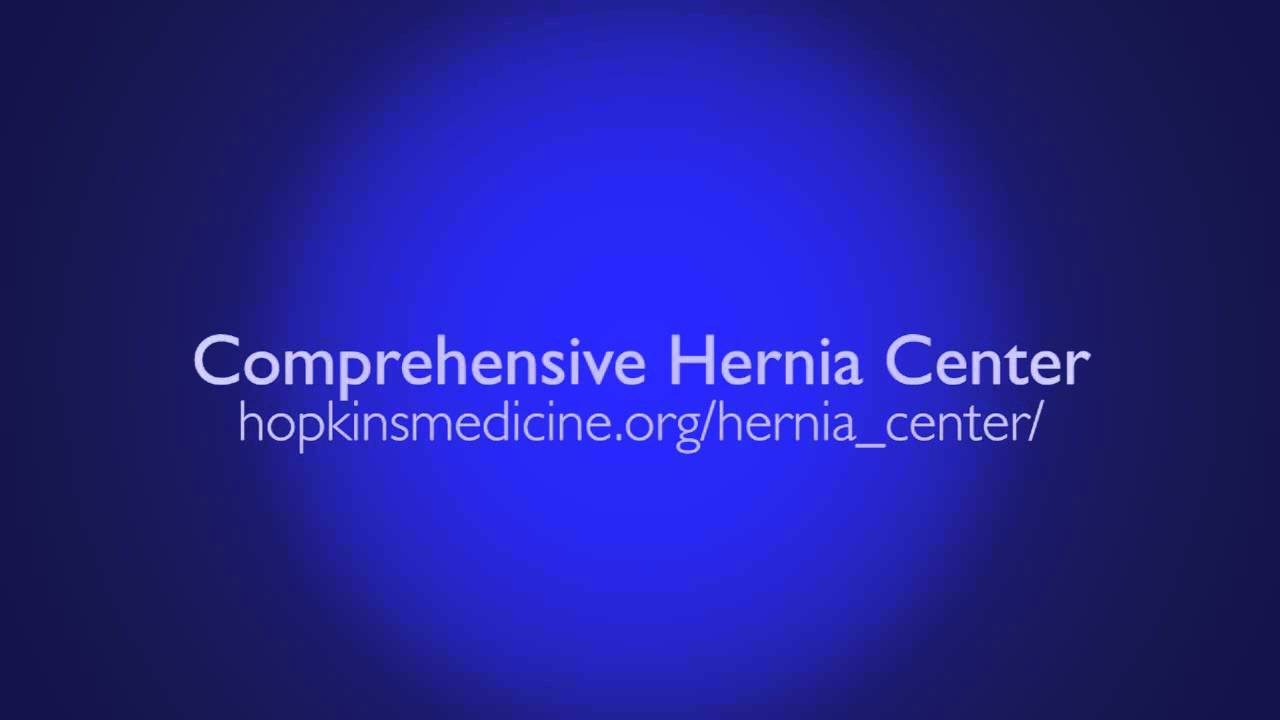 Hernia Surgery: Complex Hernia Repair - YouTube