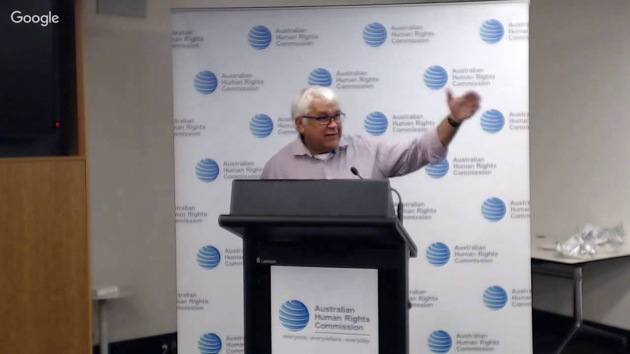 *Live* RightsTalk Indigenous Genomics with Professor Simon Easteal - YouTube