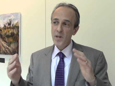 Roy Ziegelstein on chocolate, peanut butter and collaborations - YouTube