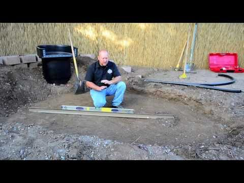 How to build a Fish Pond - Part 4 | Pond Excavation (1 of 2)