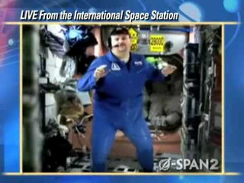 NASA Tests Effects Of Space On Fat Astronaut