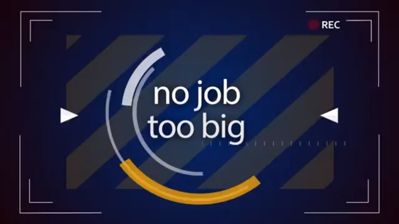 No Job Too Big | Charlie Reuland and Nutrition Services - YouTube