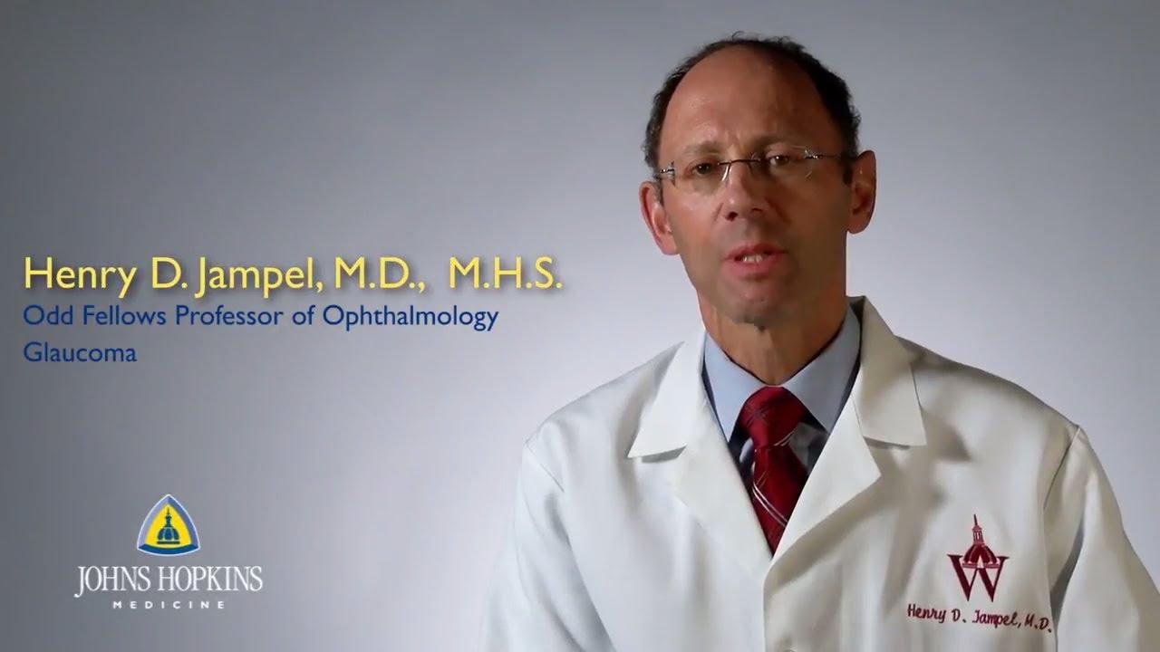 Dr. Henry D. Jampel | Ophthalmology - YouTube