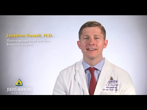 Meet Our Expert: Jonathon Russell, M.D. | Head and Neck Surgery - YouTube