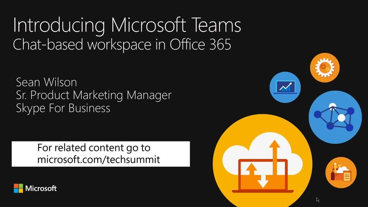 Introducing Microsoft Teams - YouTube