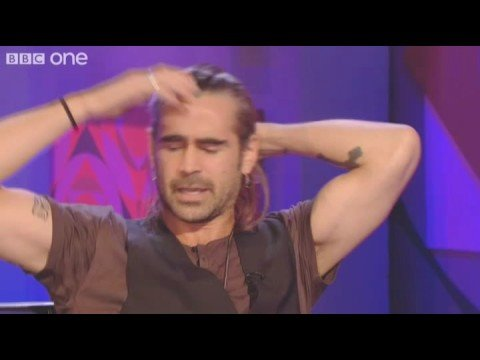 YouTube - Colin Farrell's Sex Tape - Friday Night with Jonathan Ross - BBC One