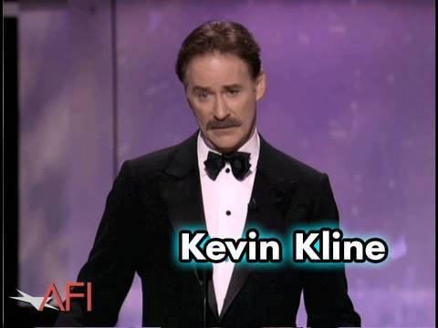 YouTube - Kevin Kline On Sophie's Choice & Meryl Streep
