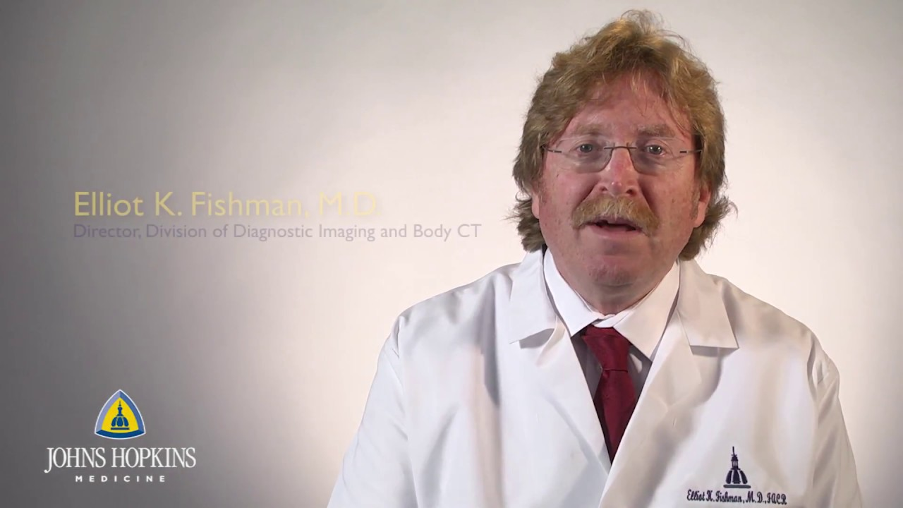 Dr. Elliot Fishman | Diagnostic Radiology - YouTube