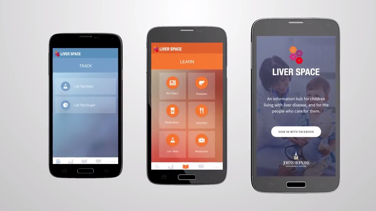 Draft _Liverspace app version 6 - YouTube