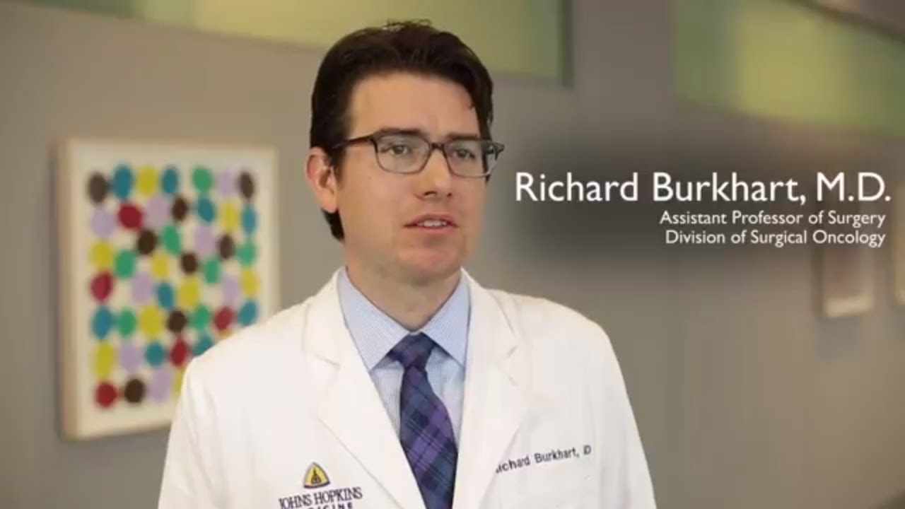 Treating Benign and Malignant Liver Tumors | FAQs with Dr. Richard Burkhart - YouTube