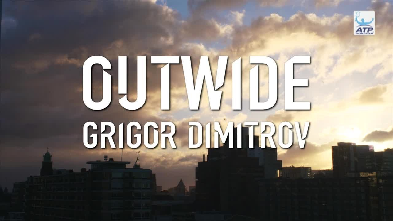 Out Wide With Grigor Dimitrov - YouTube
