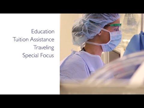'Extras': More Than Nursing at Johns Hopkins Medicine - YouTube