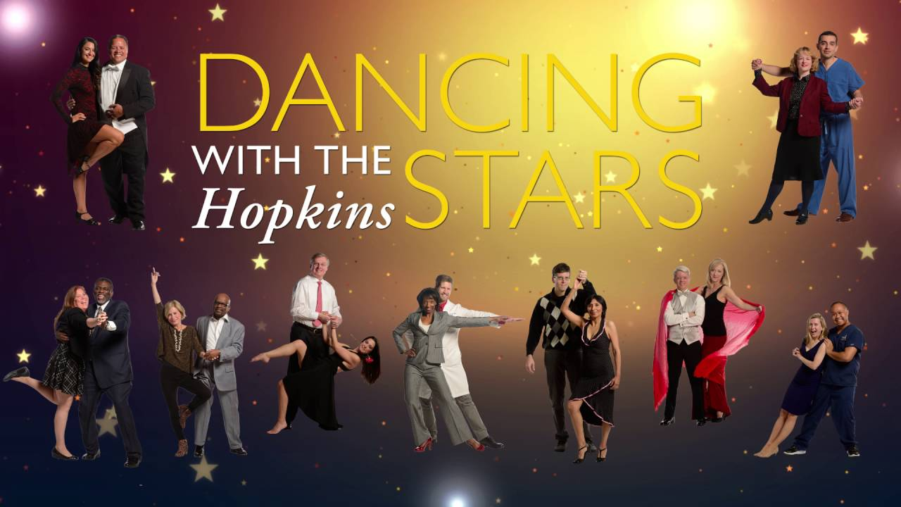 Who Will You Support at Dancing with the Hopkins Stars? - YouTube