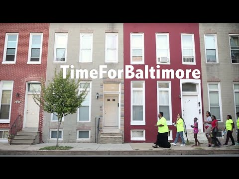 #TimeForBaltimore | JaSina Wise - YouTube