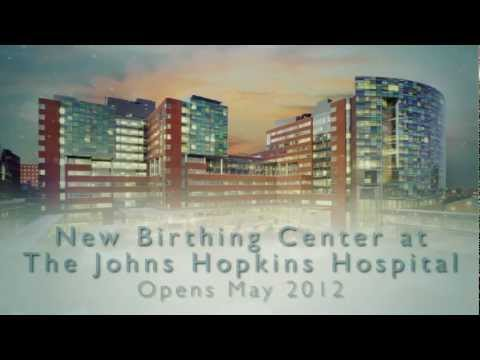 New Birthing Center at The Johns Hopkins Hospital