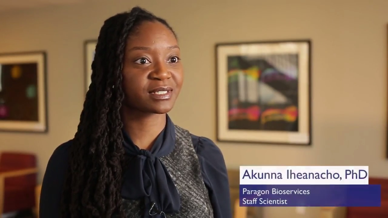 Career Conversations | Akunna Iheanacho, Staff Scientist - YouTube