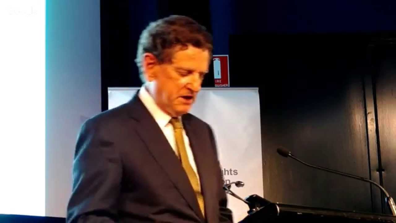 *Live* Inaugural Kep Enderby Memorial Lecture with The Hon. Chief Justice Robert French AC - YouTube