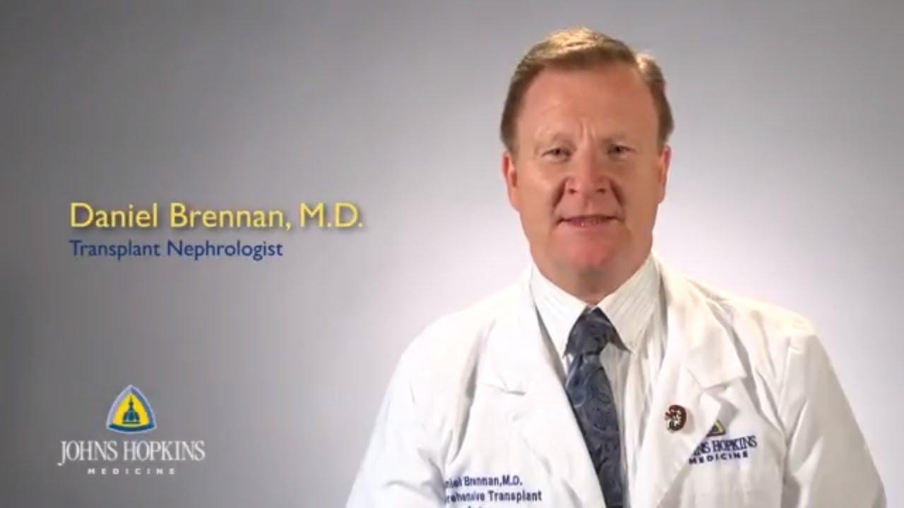 Dr. Daniel Brennan | Transplant Nephrologist - YouTube