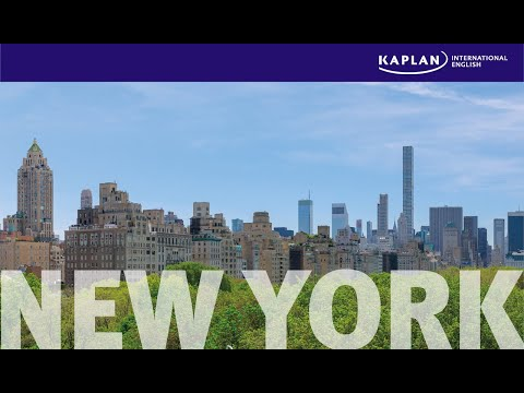 English School in New York - Empire State | Kaplan International Colleges